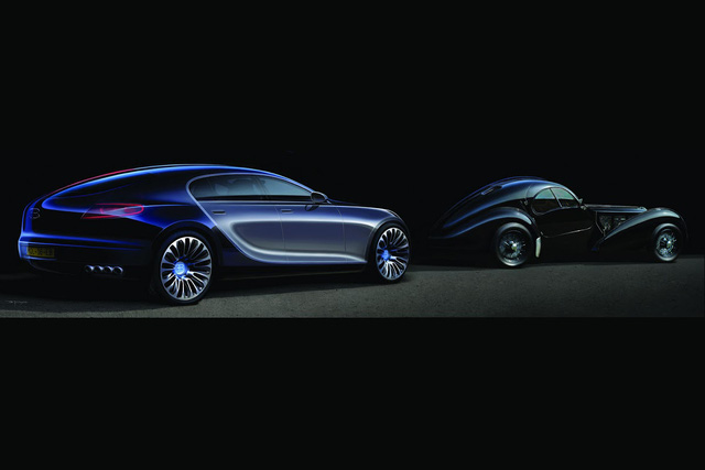 Chuyện giờ mới kể: Bugatti không thể làm xe sedan những yêu cầu quá đáng từ giới thượng lưu - Ảnh 1.