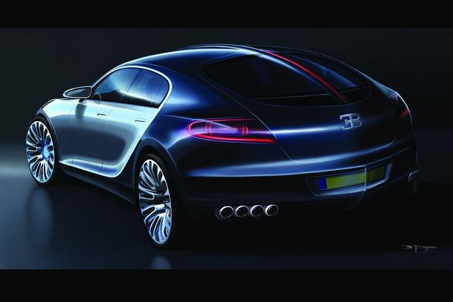 Chuyện giờ mới kể: Bugatti không thể làm xe sedan những yêu cầu quá đáng từ giới thượng lưu - Ảnh 3.