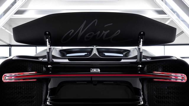 Bugatti Chiron Noire Sportive - Hết nửa cuộc đời của một siêu xe - Ảnh 7.