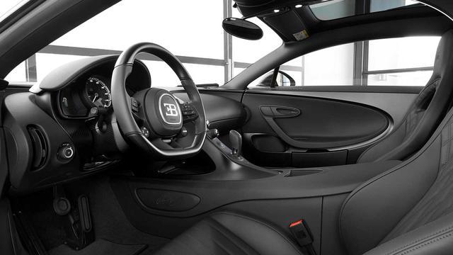Bugatti Chiron Noire Sportive - Hết nửa cuộc đời của một siêu xe - Ảnh 3.