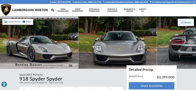 Trộm ăn cắp xế hộp giá 200 ngàn đô, bỏ qua siêu xe Porsche 1,4 triệu đô bên cạnh - Ảnh 4.