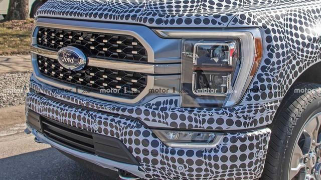 Ford F-150 đời mới lộ mặt, nhiều khả năng ra mắt trong hè 2020 - Ảnh 1.