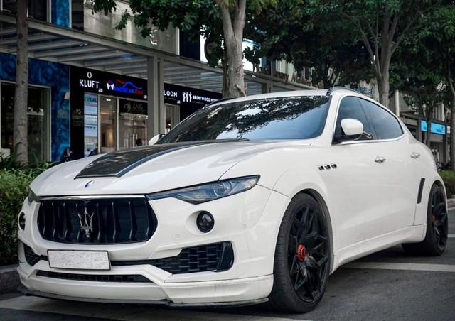 Mua xe 7 tỷ, độ 1 tỷ và bán lại hơn 4 tỷ: Maserati Levante độ Novitec độc nhất Việt Nam gây sốt - Ảnh 4.