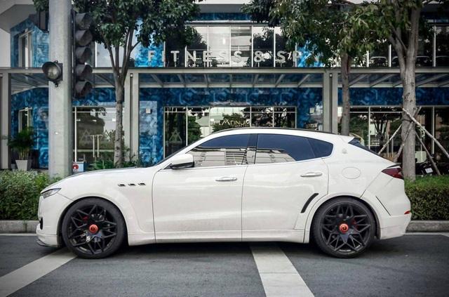 Mua xe 7 tỷ, độ 1 tỷ và bán lại hơn 4 tỷ: Maserati Levante độ Novitec độc nhất Việt Nam gây sốt - Ảnh 2.