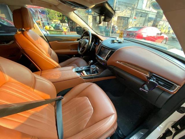 Mua xe 7 tỷ, độ 1 tỷ và bán lại hơn 4 tỷ: Maserati Levante độ Novitec độc nhất Việt Nam gây sốt - Ảnh 3.