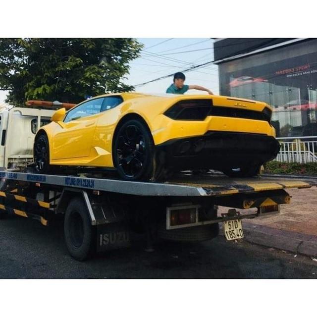 Lamborghini Huracan LP580-2 màu độc nhất Việt Nam về tay đại gia Cần Thơ, lý lịch chiếc xe gây chú ý - Ảnh 2.