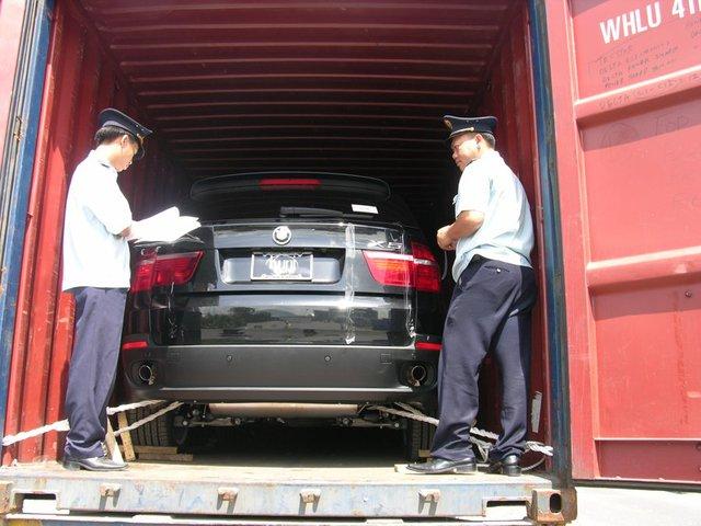 Đấu giá hạn ngạch thuế quan nhập khẩu ô tô cũ - Ảnh 1.