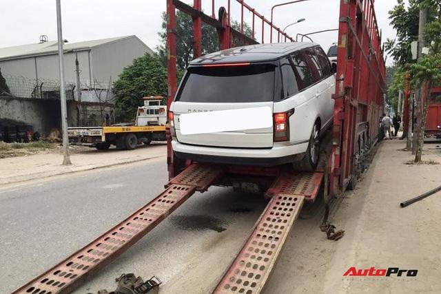 Mê Range Rover đời mới, dân chơi Đà Lạt chi gần nửa tỷ đồng, gửi xe 1.500km chỉ để độ lại 6 chi tiết trên xe cũ - Ảnh 1.