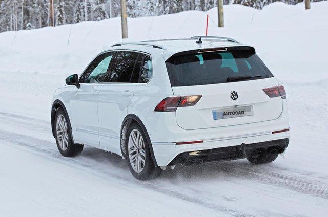 Volkswagen Tiguan R sắp ra mắt, có thể dùng động cơ Audi để vượt trội Honda CR-V - Ảnh 2.