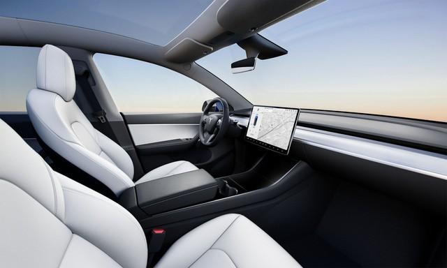 Tesla Model Y được âm thầm sản xuất - SUV giá rẻ được trông chờ về Việt Nam khi ưu đãi thuế - Ảnh 1.