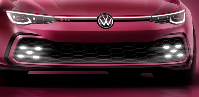 Vừa hé lộ xe mới, Volkswagen bị cư dân mạng tố đạo nhái Hyundai - Ảnh 1.