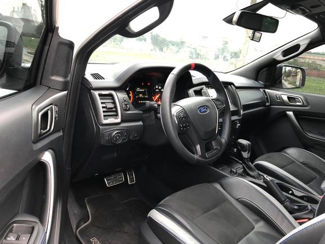Vừa mua 1 tháng, Ford Ranger Raptor 2019 mới 100% đã bị bán với giá dưới 1,1 tỷ đồng - Ảnh 3.