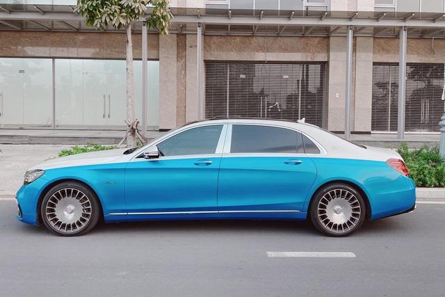 Diệp Lâm Anh bán Mercedes-Maybach S 450 độ phong cách siêu dị giá 6,8 tỷ đồng kèm lời hứa hẹn tặng quà hấp dẫn cho người mua - Ảnh 5.