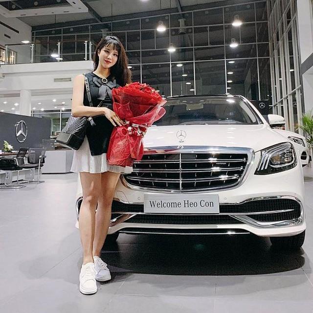 Diệp Lâm Anh bán Mercedes-Maybach S 450 độ phong cách siêu dị giá 6,8 tỷ đồng kèm lời hứa hẹn tặng quà hấp dẫn cho người mua - Ảnh 3.