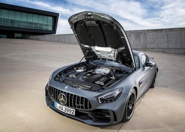 Siêu xe Mercedes-AMG GT R đầu tiên về Việt Nam, riêng màu sơn tốn tiền bằng cả chiếc Honda SH - Ảnh 6.