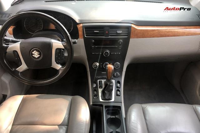 Hàng hiếm Suzuki XL7 bán lại giá ngang Kia Morning tại Việt Nam: SUV 7 chỗ to như Ford Explorer, nhiều trang bị hiện đại, nhập Canada - Ảnh 8.