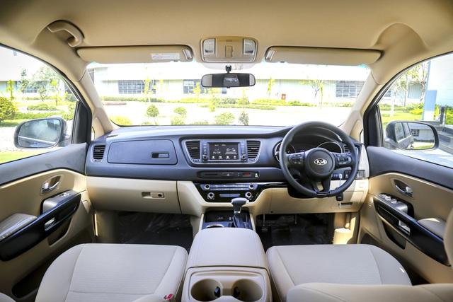 THACO xuất khẩu Kia Sedona 2020 phiên bản 11 chỗ sang Thái Lan, tiết lộ các chi tiết nội địa hóa để được miễn thuế, có giá rẻ - Ảnh 3.
