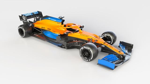 McLaren sử dụng sơn xe mỏng chỉ bằng... 1/3 sợi tóc - Ảnh 1.