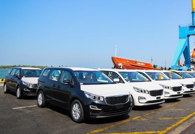THACO xuất khẩu Kia Sedona 2020 phiên bản 11 chỗ sang Thái Lan, tiết lộ các chi tiết nội địa hóa để được miễn thuế, có giá rẻ - Ảnh 1.