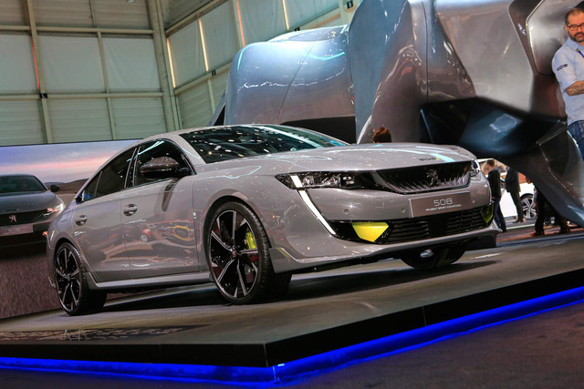 Trình diện Peugeot 508 Sport Engineered - Sẵn sàng mở bán đấu Toyota Camry TRD - Ảnh 4.