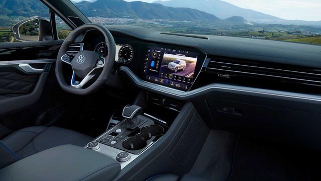 Ra mắt Volkswagen Touareg R - Bản hiệu suất cao của SUV 5 chỗ đang bán ở Việt Nam - Ảnh 5.