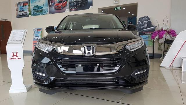 Dọn kho, Honda HR-V giảm giá sốc 150 triệu đồng nhưng kèm điều kiện hiểm hóc - Ảnh 1.