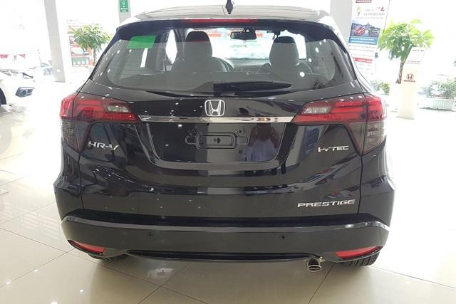 Honda HR-V ưu đãi trước bạ và giảm giá cả trăm triệu đồng đáp trả Kia Seltos - Ảnh 3.