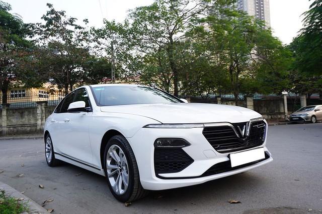 Sau 9.000 km, Vinfast Lux A2.0 được bán lại với giá chưa tới 1 tỷ đồng - Ảnh 2.