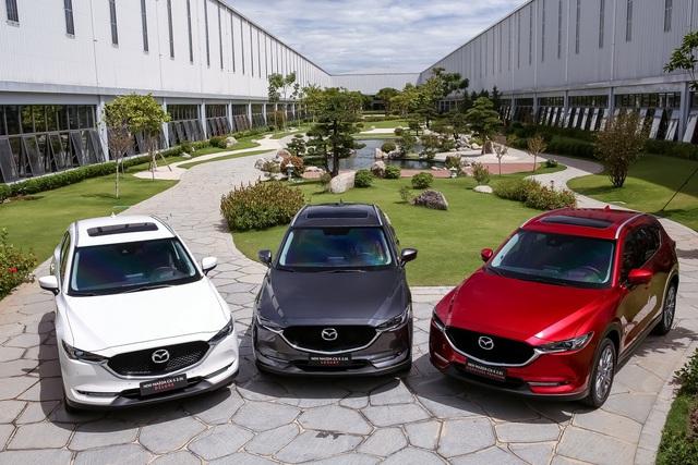 Trường Hải, VinFast, TC Motor đưa ô tô Việt vượt biển lớn, tấn công mọi thị trường từ ASEAN đến Mỹ và châu Âu - Ảnh 3.