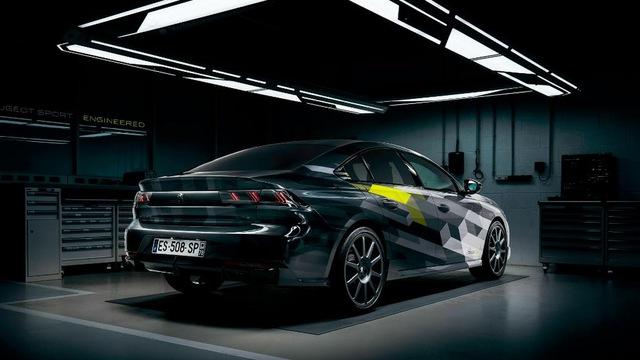 Trình diện Peugeot 508 Sport Engineered - Sẵn sàng mở bán đấu Toyota Camry TRD - Ảnh 3.