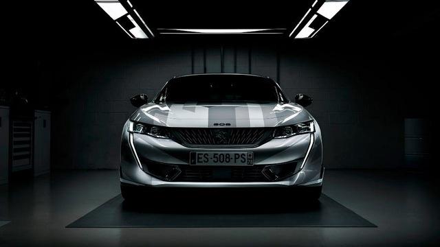 Trình diện Peugeot 508 Sport Engineered - Sẵn sàng mở bán đấu Toyota Camry TRD - Ảnh 2.