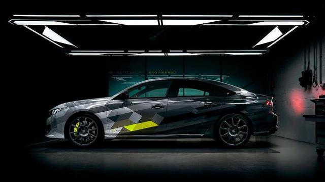 Trình diện Peugeot 508 Sport Engineered - Sẵn sàng mở bán đấu Toyota Camry TRD - Ảnh 1.