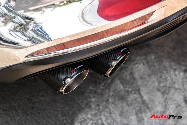 Đại gia Đồng Nai lột xác Porsche Panamera theo phong cách Dubai - Ảnh 6.