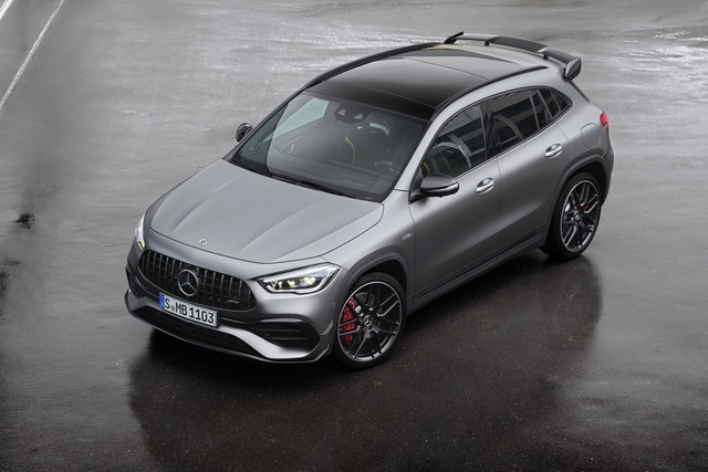 Ra mắt Mercedes-AMG GLA 45 - Đỉnh cao của dòng G thấp nhất - Ảnh 4.