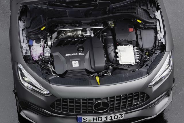 Ra mắt Mercedes-AMG GLA 45 - Đỉnh cao của dòng G thấp nhất - Ảnh 2.