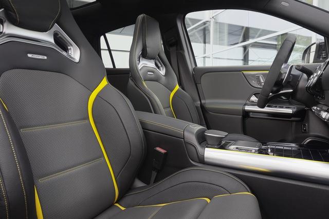 Ra mắt Mercedes-AMG GLA 45 - Đỉnh cao của dòng G thấp nhất - Ảnh 7.