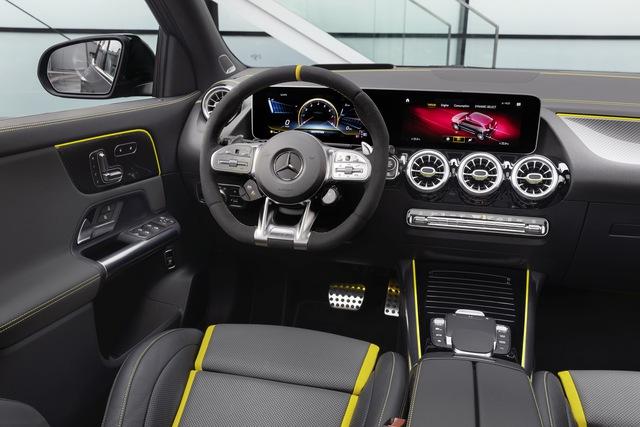 Ra mắt Mercedes-AMG GLA 45 - Đỉnh cao của dòng G thấp nhất - Ảnh 6.