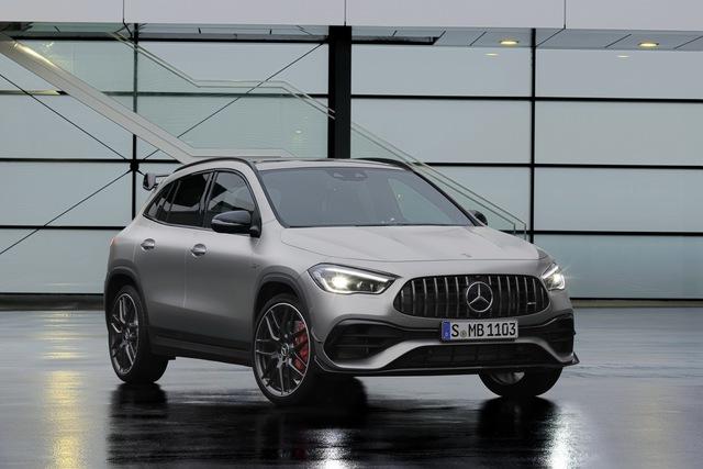 Mercedes-Benz sẽ ra mắt xe giá rẻ hơn cả A-Class, GLA - Cú tất tay để đè bẹp BMW, Audi - Ảnh 1.