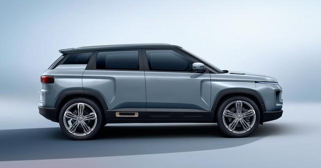 Hãng xe Trung Quốc Geely mở bán SUV Icon đẹp như Volvo, bảo vệ người dùng khỏi virus, giá rẻ bèo từ 16.500 USD - Ảnh 3.