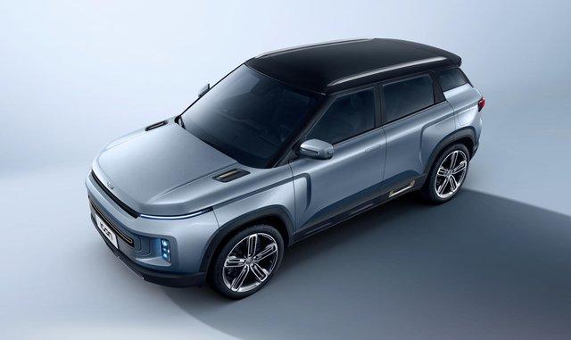 Hãng xe Trung Quốc Geely mở bán SUV Icon đẹp như Volvo, bảo vệ người dùng khỏi virus, giá rẻ bèo từ 16.500 USD - Ảnh 1.