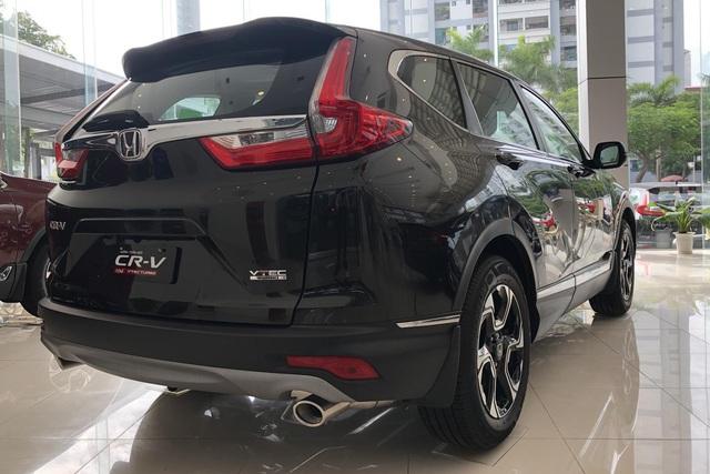 Honda CR-V giảm giá tới 80 triệu đồng tại đại lý, để ngỏ khả năng về bản nâng cấp 2020 - Ảnh 2.