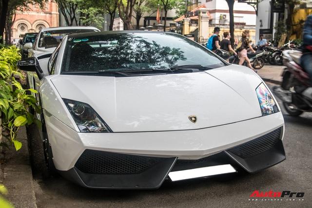 Lamborghini Gallardo SE độ khủng với lai lịch thú vị tái xuất trên đường phố Sài Gòn, chủ nhân sở hữu nhiều siêu phẩm hàng độc - Ảnh 3.
