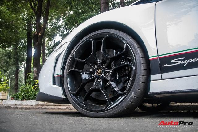Lamborghini Gallardo SE độ khủng với lai lịch thú vị tái xuất trên đường phố Sài Gòn, chủ nhân sở hữu nhiều siêu phẩm hàng độc - Ảnh 8.