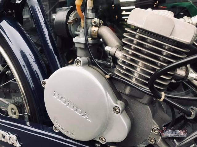 Xe máy Honda cổ 73 tuổi giá 65 triệu, cả Việt Nam có 3 chiếc - Ảnh 4.