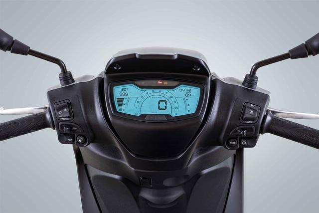 Ra mắt Piaggio Medley 2020 - Đấu Honda SH bằng giá bán từ 75 triệu đồng - Ảnh 5.