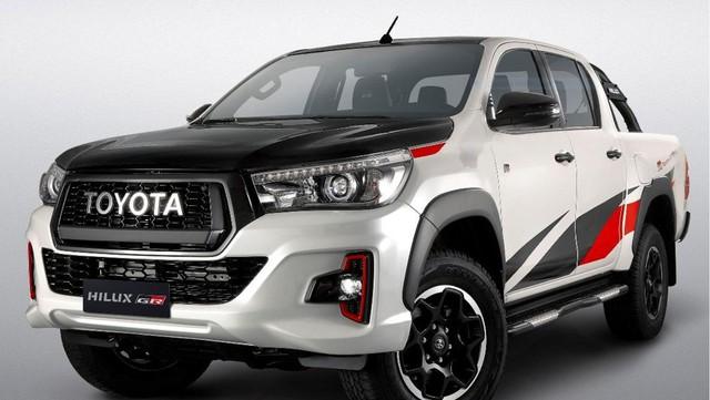 Chuẩn bị khai tử Land Cruiser, Toyota vẫn không quên vắt sữa khi lấy động cơ V6 trang bị cho Hilux - Ảnh 1.