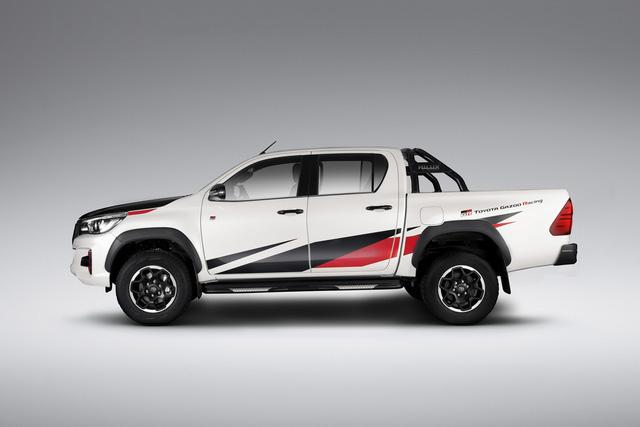 Toyota GR Hilux chuẩn bị xuất hiện với động cơ mạnh hơn vua bán tải Ford Ranger Raptor - Ảnh 3.