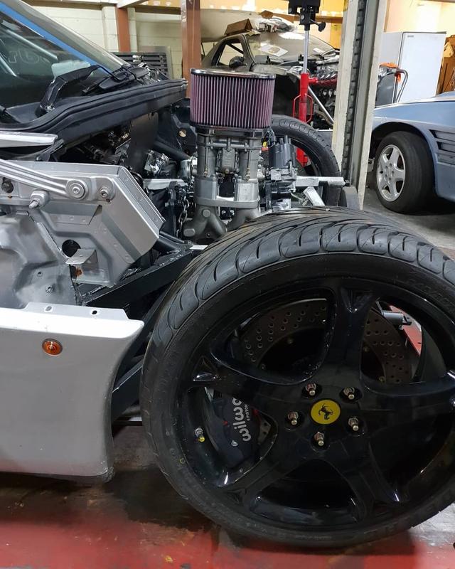 Ferrari dùng động cơ xoay Mazda đầu tiên trên thế giới xuất hiện, ngay lập tức bị vùi dập bởi chính Ferrari - Ảnh 4.