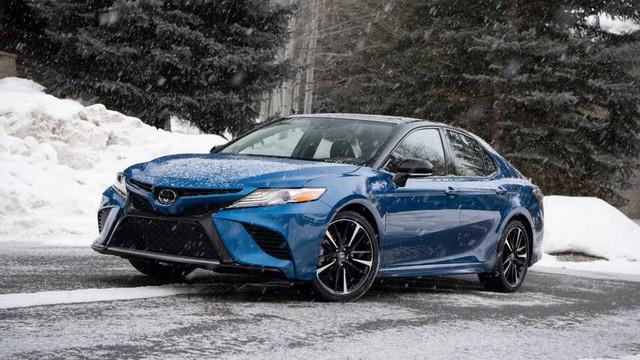 10 xe được người Mỹ mua nhiều nhất trong mùa dịch: Hầu hết có bán ở Việt Nam - Ảnh 6.