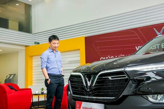Khám phá VinFast Lux SA2.0 độ như President của ông trùm Rolls-Royce VN: Thêm tính năng kiểu xe sang, lột xác nội, ngoại thất - Ảnh 7.